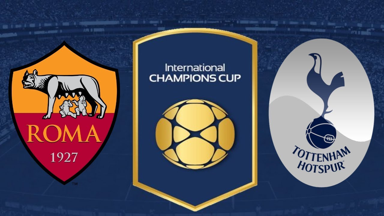 Tottenham Vs As Roma