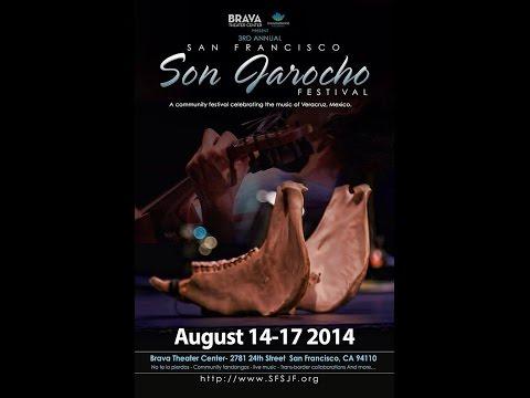Son Jarocho Festival - San Francisco Brava Theater 2014