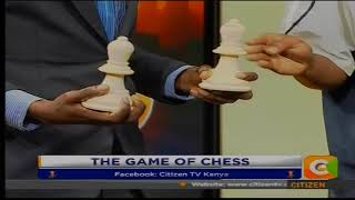 Power Breakfast: The Game Of Chess