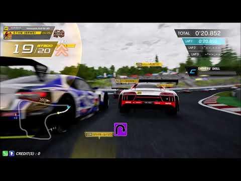 【SWDC】GTHMによるSEGA World Drivers Championship ROUND.26【GT300】