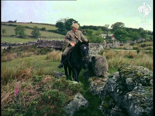 Dartmoor Postman Beware - Other Colour Pics Share This Title (1957)