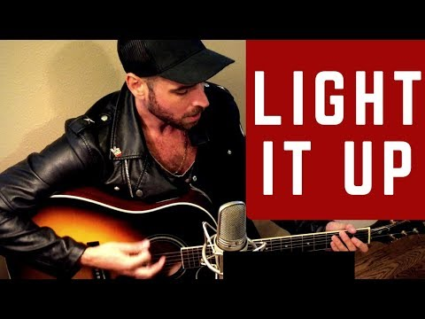 Luke Bryan - Light It Up [Official Cover Video]