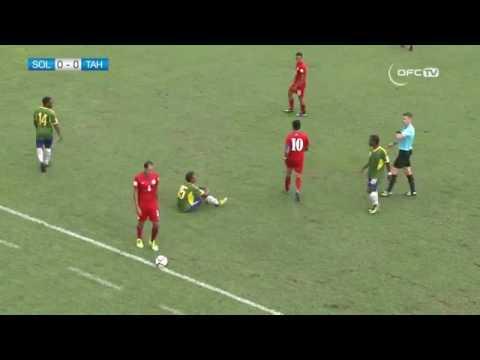 Islas Salomon 1 vs 0 Tahiti | RUMBO A RUSIA 2018
