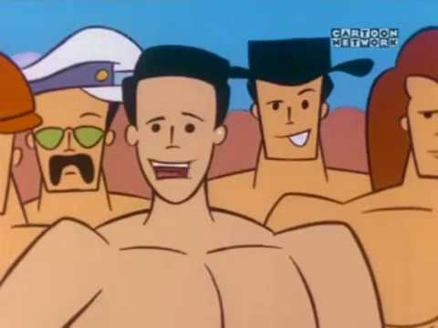 "Johnny Bravo - ""Welcome to the Island of Beautiful Men"""