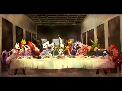 Historia del mundo pokemon - YouTube Da Vinci Paintings Hidden Messages