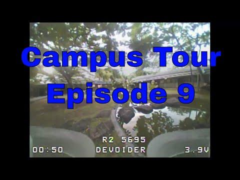 Hawaii Campus Tour Ep9