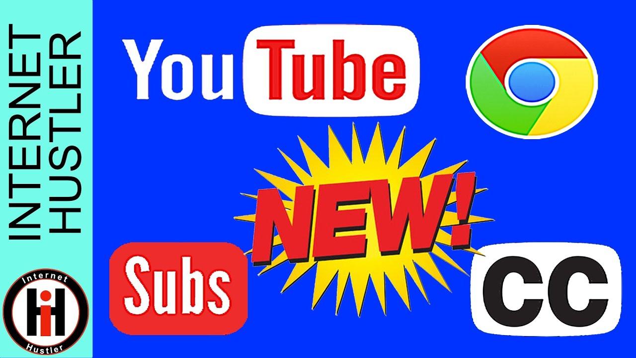 Easy Download Youtube Subtitles Chrome New Method Spencer