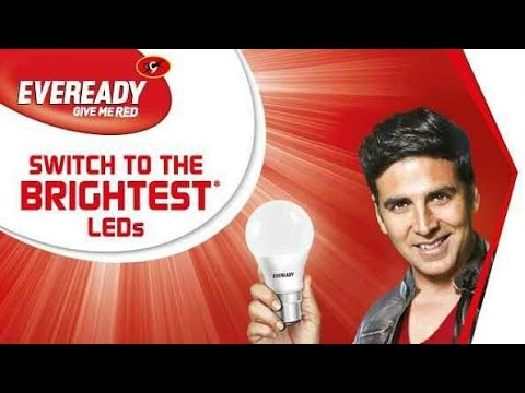 Eveready 40W LED Bubs Combo Unboxing & Review | By Student T