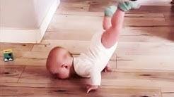 Le bébé le plus drôle échoue aux vidéos
