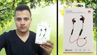 Sport Bluetooth Huawei Headphone Review (Am61) Best #Bluetooth Unboxing by RazaTechWeb