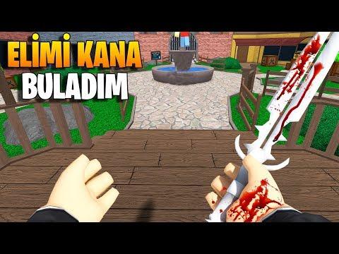 🔪 Katil Olabilirim! Zor Mod Oynadık! 🔪   Murder Mystery 2   Roblox Türkçe