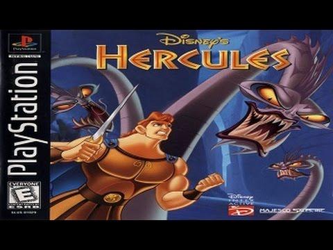 Полное прохождение (((Sony PlayStation))) Disneys Hercules