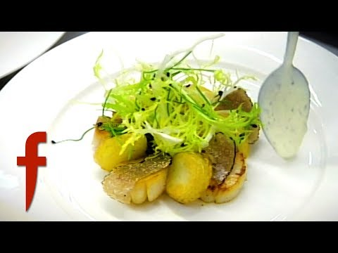 Gordon Ramsay Demonstrates How To Prepare A Signature Dish  | The F Word