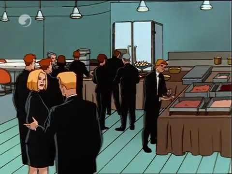 Мультфильм люди в черном все серии подряд