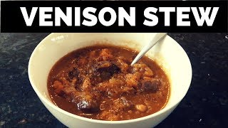 Venison Stew in the Instant Pot Video