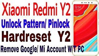 Redmi y2 frp remove