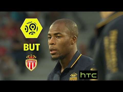 But Djibril SIDIBE (2') / LOSC - AS Monaco (1-4) -  / 2016-1