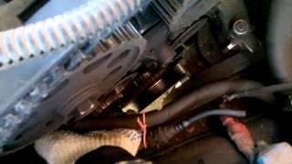 ваз 2112 стук в двигателе