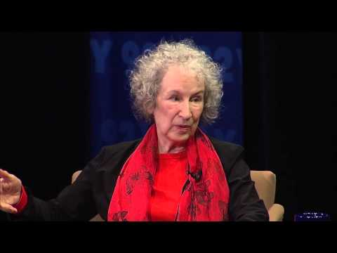 Neil Gaiman Helps Margaret Atwood Celebrate Her 75th Birthday!