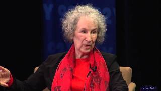 Neil Gaiman Helps Margaret Atwood Celebrate Her 75th Birthday!