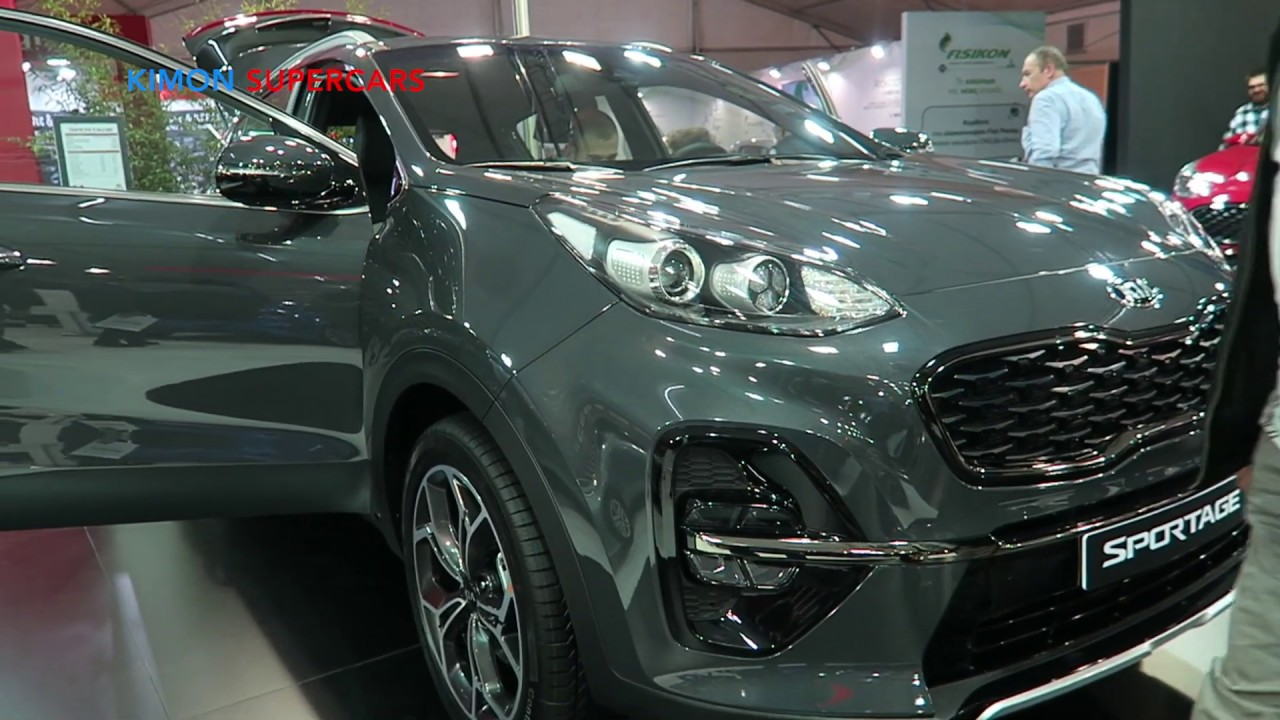 NEW 2020 Kia Sportage GT Line
