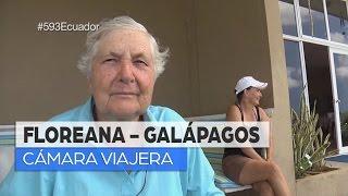 Cámara Viajera - Floreana / Galápagos