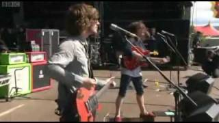The View - Shock Horror live T in the Park 2010