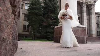 Романтическая свадьба в Луганске