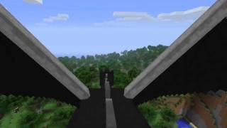 Minecraft Xbox 360: How to ride the Enderdragon [TU9 UPDATE]
