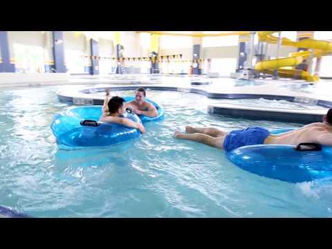Tour of the Aquatic Recreation Center (ARC)