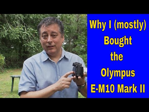Why I bought the EM10-II & Informal Test of the EM1-II Video Autofocus  ep.95