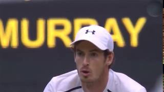 Tribute to World No 1 - Andy Murray