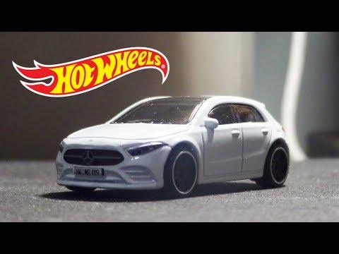 19 Mercedes-Benz A-Class Hot Wheels 2020