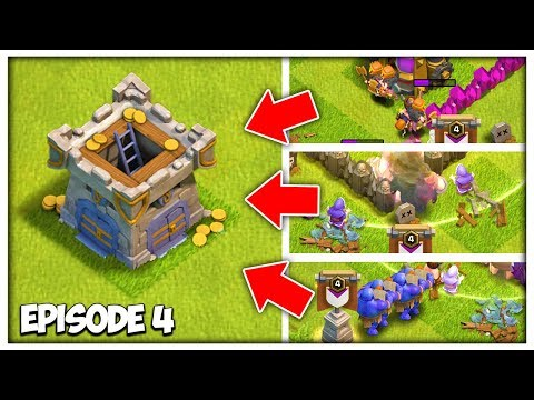 Best TH 8 Attacking Clan Castle Troops | TH 8 F2P Let's Play Series Ep. 4 | Clash Of Clans
