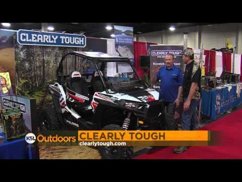 CLEARLY TOUGH UTV Windshields - KSL Outdoors with Adam Eakle