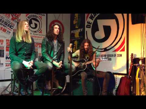 Vanderbuyst - Walking on tightrope, Record Store Day - De Waterput - Bergen op Zoom - NL, 18/04/2015