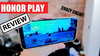 Honor Play Full Review : Crazy Pricing