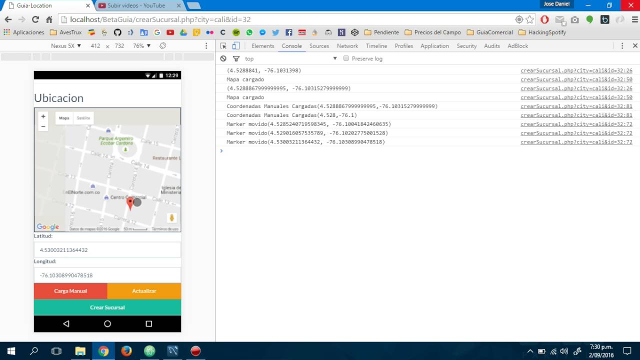 Maping google maps javascript api php jquery ajax ver 20 maping google maps javascript api php jquery ajax ver 20 baditri Image collections