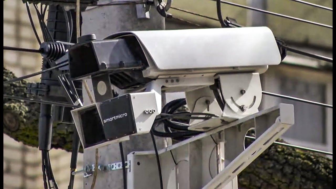 В Ірпені тестують другу камеру фіксації порушень правил дорожнього руху