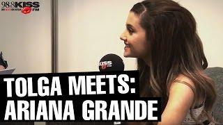 Baixar Interview ARIANA GRANDE: