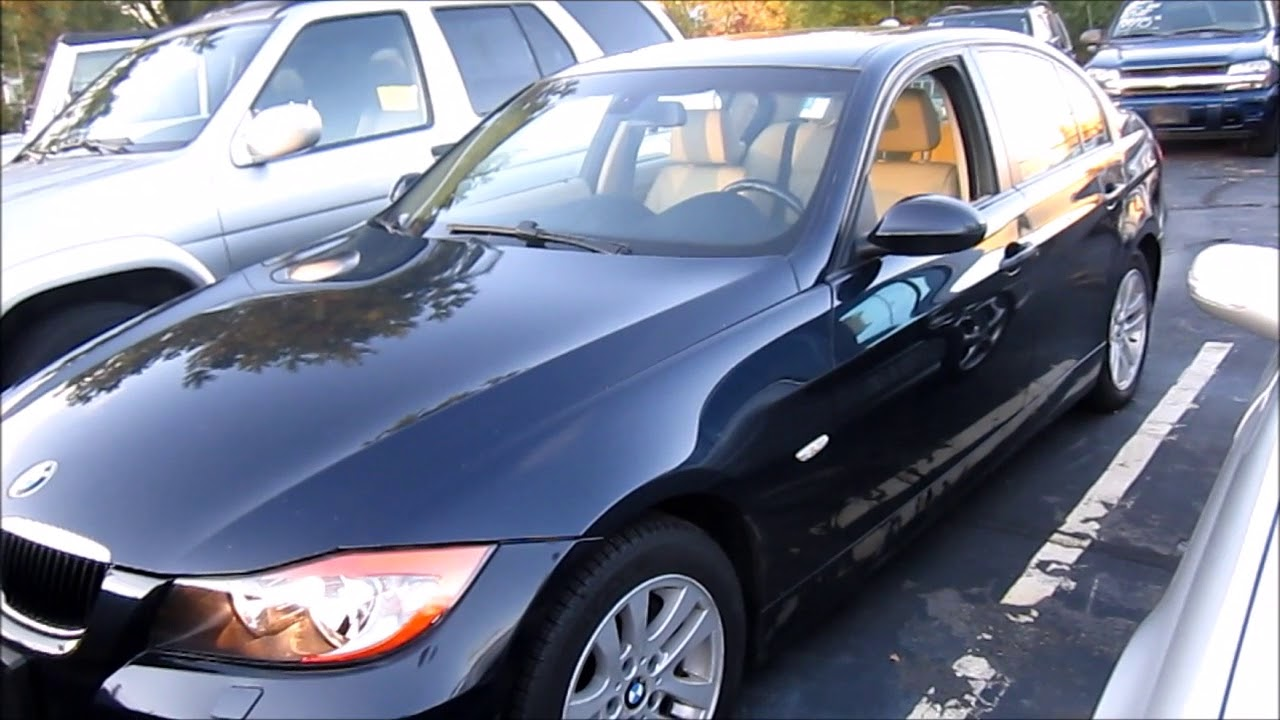 2006 Bmw 325 Xi Start Up Engine Review