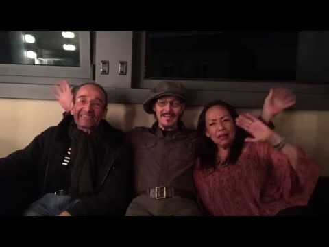 Jesus Christ Superstar: Backstage w/ Ted Neeley, Yvonne Elliman & Barry Dennen ITALY 2014