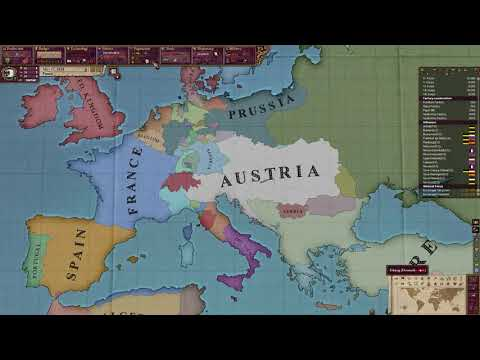 Magyar Let's Play Victoria 2 Garrusszal - Kebabreich - 1. Rész