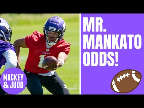 Minnesota Vikings Mr. Mankato 2021 favorites: Kellen Mond, Shane Zylstra, Patrick Jones