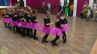 Коллективы современного танца Движение и Апельсин