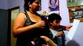 Cantando Ceci y Pablo