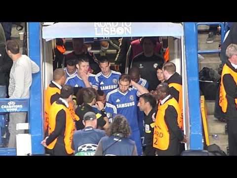 Chelsea vs Atletico Madrid -  Champions League Semi Final