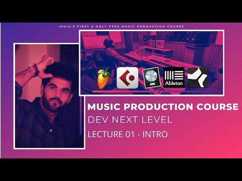 Music Production Course HINDI  Lecture 01