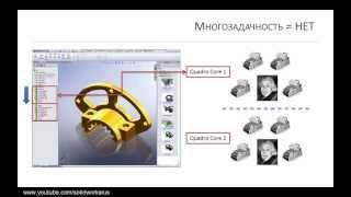 Производительность компьютера для SolidWorks