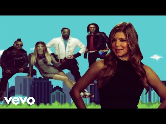 The Black Eyed Peas - Concert 4 NYC (Trailer)